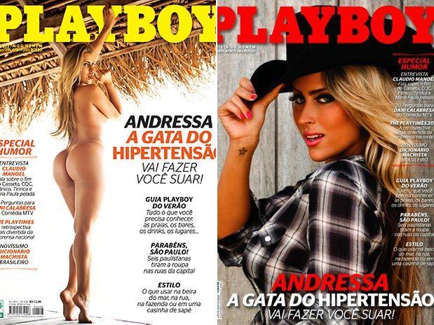 Playboy andressa hipertensao